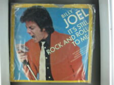 IT'S STILL ROCK AND ROLL TO ME BILLY JOEL  45 RPM RECORD