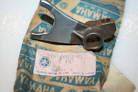 nos Yamaha motorcycle vintage shift fork 3 at atm ct dt ht1 mx rt rs yz 100 125