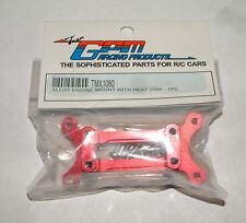 T-MAXX 2.5 .15 MOTOR MOUNT RED ALUMINUM GPM NEW TRAXXAS TMX1080