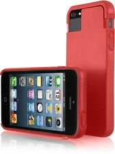 Targus Slider iPhone 5 Case Compression Fit Red THD01903US New