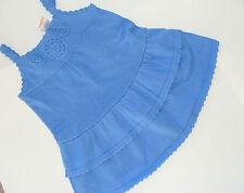 Gymboree Greek Isle Style Baby Girls Size 2T Cotton Knit Dress NEW