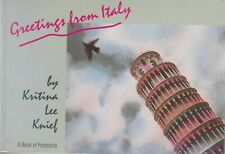 Greetings from Italy:Hand Colored Photographs by Kritina Knief, 30 Postcard Book