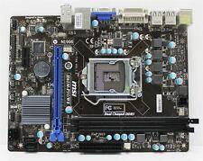MSI H61M-P31/W8 MS-7788   Micro ATX LGA1155 3rd Gen Motherboard DDR3 DVI VGA