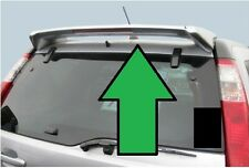 FOR HONDA CRV UNPainted Spoiler Wing w/Chrome Trim Piece fits 2002-2006 MODELS