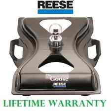 "REESE THE GOOSE GOOSENECK HITCH 25KLBS TOW RATING 2-5/16"" BALL LIFETIME WARRANTY"