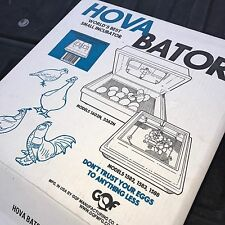 HovaBator Egg Incubator  Thermal Air Flow 1602N 1582 Thermostat Ships Free