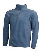 Fleecepullover Herren Sweatshirt schwere Fleece-Qualität S - 2XL James+Nicholson