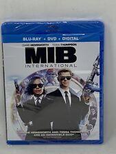 Men In Black International New/Sealed Blu ray+Dvd Chris Hemsworth. Free Ship