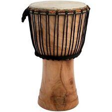 Bien: kamballa djembe (altura 55 cm, diámetro 30 cm)