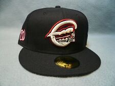 New Era 59fifty Syracuse Chiefs MLB Crossover BRAND NEW Fitted cap hat Nationals