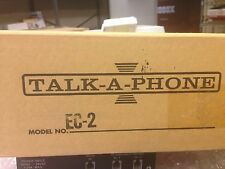 Talk-A-Phone - Ec-2 - Consolidator, 2 Channel, Back Up Battery