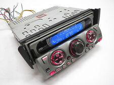DUAL ELECTRONICS  MODEL XD7500 RADIO FM AM CD-RW PLAYER RECEIVER . D1