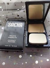Sacha Buttercup Setting Compact Powder UK SELLER 100%Genuine  - 0.53oz (15g) New