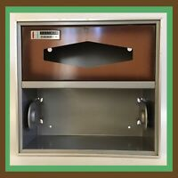 Vintage Caloric Caddie #C2 Paper Towel/Tissue Wall Dispenser - Retro Kitchen!