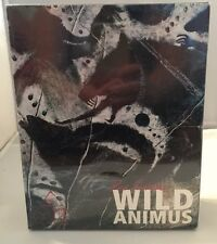 Wild Animus Book And 3 Music C D's