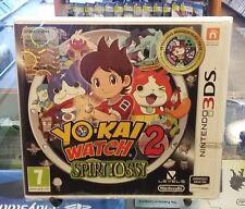 Yo-Kai Watch 2 - Spiritossi (Versione Limitata con Medaglia) 3DS NUOVO ITA