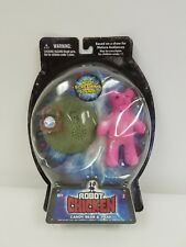 Jazwares Robot Chicken Candy Bear and Trap Figure New