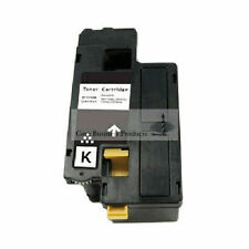 Black Toner Cartridge for Dell 1250C, 1350CNW, 1355CN, C1760NW High Yield