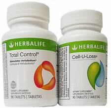 Herbalife Total Control & Cell U Loss From US