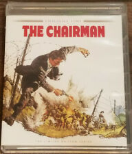 The Chairman (Blu-ray Disc, 1969) 1 of 3K Twilight Time Limited Edition