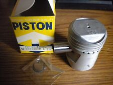 NOS MC Brand Honda C100 CA100 CZ100 C102 .75 Piston w Pin and Circlips