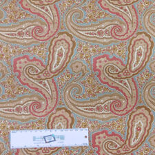 Patchwork Quilting Sewing Fabric MODA HERITAGE PAISLEY 50x55cm FQ New