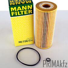 MANN FILTER HU726/2X ÖLFILTER AUDI A3 A4 SEAT SKODA VW PASSAT GOLF IV 1.9 TDI