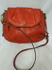 AUTHENTIC MCM Leather Clossbody