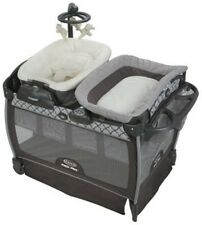 Graco Baby Pack 'n Play Nearby Napper Crib Bassinet Playard Sleep Cot Kai NEW