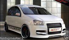 "Paraurti Anteriore Tuning FIAT PANDA ""RACER"" 2003-2012 VETRORESINA"