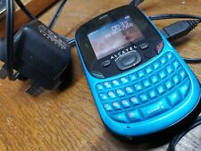 "ALCATEL One Touch OT-355 - Blue (Unlocked) Mobile Phone ""ideal second mobile"""