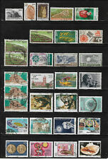 Indien, India, o/used Lot ca. 1974 - 2008, 3 Scans !