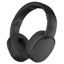 Skullcandy Crusher Bluetooth Wireless Over-Ear Headphone with Mic, Black