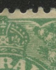 KGV 11/2d Acsc 88(11)n SINGLE WMK *WHITE FLAW RIGHT OF CROWN AT LEFT 11R32* VFU.