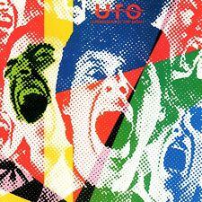 UFO Strangers In The Night BANNER HUGE 4X4 Ft Fabric Poster Tapestry Flag art