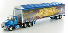 1/64 DCP FERGUSON FARMS INTERNATIONAL 9100i W/ WALKING FLOOR TRAILER