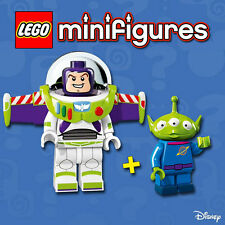 LEGO Minifigures #71012 - Serie Disney - Buzz Lightyear + Alien - NEW - Sealed