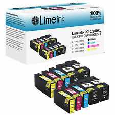 10 PGI-1200XL Compatible Ink Cartridges For Canon MAXIFY MB2020 MB2320 w/ Chip