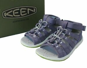 KEEN Toddler/Little Kid Size 8-11 Hadley Sandal Purple Sage/Greenery Casual Shoe