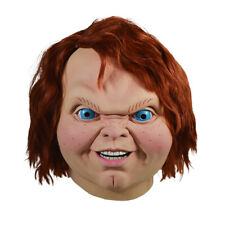 Childs Play Evil Chucky Mens Costume Mask