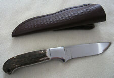 Schrade Custom First Production Run 1 of 250 Hunting Knife - Never Used