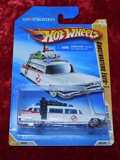 2010 Hot Wheels New Models Ghostbusters ECTO-1 25/240 M.O.M.C.