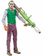 DC The Dark Knight Movie Masters THE JOKER w/ Missile Launcher RPG Action Figure