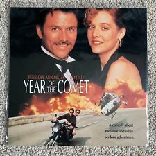 Year Of The Comet Laserdisc - Tim Daly - RARE
