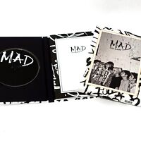 [GOT7]4th mini album-Mad/If you do/Vertical version/No Photocard