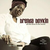 ALL THE TIME IN THE WORLD - BOYKIN BRENDA [CD]