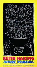Subway Drawings by Keith Haring Art Print Pop Postyer 37x21