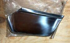 1964 AMC Rambler Ambassador NOS left fender stainless trim molding panel 4481409