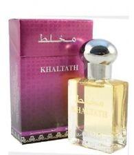 15ml Haramain Mukhallat (Khaltath) Lavender White Musk Moss Perfume Oil Attar