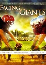 Facing The Giants 0043396144187 DVD Region 1 P H